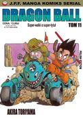 "[""Dragon Ball"" tom 11: ""Super-walki o super-tytuł""]"