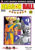 "[""Dragon Ball"" tom 27: ""Legendarny Super-Saiyanin""]"
