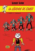 "[""Lucky Luke"" tom 73 ""Legenda Zachodu""]"